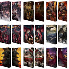 OFFICIAL TOM WOOD DRAGONS LEATHER BOOK WALLET CASE FOR SAMSUNG GALAXY TABLETS
