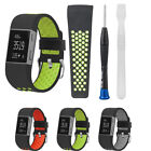 Replacement Wrist Band Watch Strap for Fitbit Surge w/DIY Tool Kit US Fast Ship