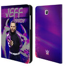OFFICIAL WWE JEFF HARDY LEATHER BOOK WALLET CASE FOR SAMSUNG GALAXY TABLETS