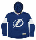 Reebok NHL Youth Tampa Bay Lightning Faceoff Jersey Hoodie $24.95 USD on eBay
