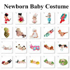 photo props - Cute Newborn Baby Girls Boys Crochet Knit Costume Photo Photography Prop Outfit