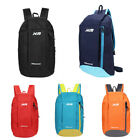 Make Small Light Backpacks Cool Canvas Bicycle Travel Back Pack Women Men