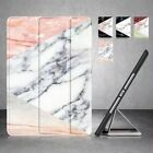 Marble Print Folio Smart Cover Case For Ipad2/3/4 pro 10.5 air Auto Sleep/Wake