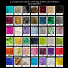 36 Colors Eden 1.5 to 2 Inch Long Pile Soft Faux Fur Fabric by the Yard - 10005