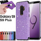 Fashion Bling Glitter Girl Slim Phone Case Cover For Samsung Galaxy S9 S9+ 2018