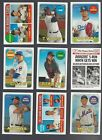 2018 TOPPS HERITAGE #'S 1-249 ( STARS, ROOKIE, RC'S ) - WHO DO YOU NEED!!