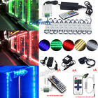 5050 SMD 3 LED Module Lights Store Front Window Sign DIY Lamp Kit (Remote,Power)