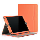 For iPad 9.7 2018 / 2017 / Air / Air 2 Folio Case Stand Smart Cover with Pocket