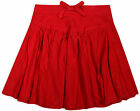 Girls New Skater Skirt Kids Summer Party Holiday Outfit 100% Cotton Age 3-13 Yrs