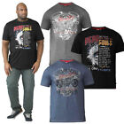 Duke D555 Mens Big King Size Daley Or Bradley T Shirts Cotton Casual Printed Top
