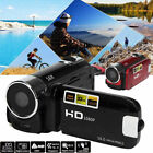 Full HD 1080P 16MP Digital Video Camcorder Camera DV HDMI 27 Inch TFT LCD 16X