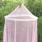 1PC New Round Lace Curtain Netting Bed Dome Canopy Princess Mosquito Net NT5 image