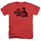 Star Trek Next Generation TNG I'M NUMBER ONE Heather T-Shirt All Sizes on eBay