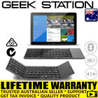 Foldable Folding Bluetooth Wireless Keyboard Touchpad mouse for Phone Tablet PC