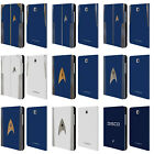 STAR TREK DISCOVERY UNIFORMS LEATHER BOOK WALLET CASE FOR SAMSUNG GALAXY TABLETS on eBay