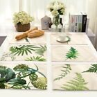 1PC Table Decor Dinner Mat Place Mat Table Mat Dinner Kitchen Placemat Coasters