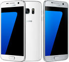 Unlocked Samsung Galaxy S7 G930T (T-Mobile) Smartphone Black/White/Gold