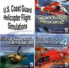 helicopter rescue games - U.S. Coast Guard Search & Rescue Helicopter Sim Games PC Windows XP Vista 7 8 10