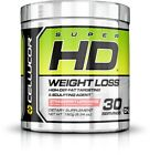 superhd thermogenic fat burner weight loss powder