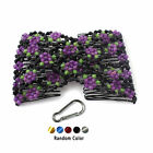 Mothers Day Gift Stretch Magic Head Comb Double Clip Hair Accessories +D-ring