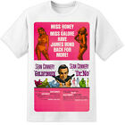 Mens Retro James Bond Dr No & Goldfinger Movie Poster T Shirt (S - 3XL) Spectre $23.57 AUD on eBay
