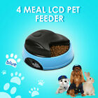 Automatic Animal Pet Feeder Auto Bowl for Dog Cat Rabbit yellow or blue