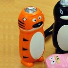 Funky Dynamo Powered Wind Up Torch / Flashlight Assorted Animal Designs (1,4,12)