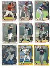 2015 BOWMAN PROSPECTS  w/ PARALLELS -  SILVER ICE, YELLOW BORDER - U PICK!!