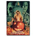 Halloween 12x18 24x36inch Classic Horror Movie Silk Poster W