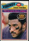 1977 Topps Football - Pick A Player - Cards 401-528 $0.99 USD on eBay