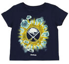 Reebok NHL Toddlers Buffalo Sabres Ice Breaker Tee, Navy on eBay