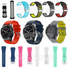 For Samsung Gear S3 Classic / Frontier Smart Watch Band Wrist Strap Silicone Mr image