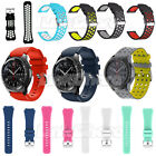 For Samsung Gear S3 Classic / Frontier Smart Watch Band Wrist Strap Silicone mr