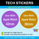 Use With Apple Watch - Two Versions