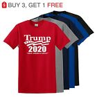 President Trump 2020 Keep America Great Political T Shirt Graphic Tee up to 5x image