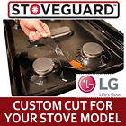 Stove Top Protector for LG Gas Ranges - Ultra Thin, Easy Clean Stove Liner photo