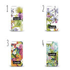 Personalised Initials Watercolor tropical flowers a92 phone Case iPhone Samsung