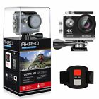Akaso EK7000 12MP Ultra HD 4K 30fps Action Camera Sports DV DVR Camcorder Wifi