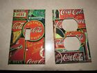 Coca Cola Collectibles Signs Image LIGHT SWITCH OR OUTLET COVERS HANDMADE Coke $8.0  on eBay