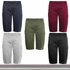 Mens Chino Shorts Cargo Combat Cotton Half Pants Summer Casual Designer New