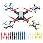 4Pcs/2 Pairs Quick Release/Lock Propellers CCW CW Prop Blade For DJI Tello Drone