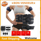 Smart Abs Stimulator Train Fitness Gear Muscle Abdominal toning belt Trainer ven image