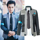Внешний вид - Detroit: Become Human RK800 Connor Outfit Cosplay Mens Jacket Coat Suit Costume
