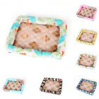 Pet Mat Soft Supplies Cool Silk Ice Teddy Padded Summer Sleeping Bed For Cat/Dog
