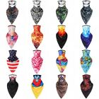 Bandana Face Mask Headwear Head Neck Snood Warmer Biker Triangle Scarf Wraps New