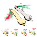 3D 5-20g Spoon Fishing Lures Bait Penis Tackle  Metal Hook Bass Dick Fun