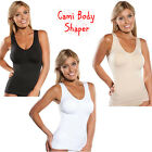Women Hot Sleeveless T-Shirt Tank Top Slimming Body Shaper B