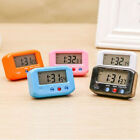 Portable Small Alarm LCD Snooze Backlight Digital Desk Room Car Decor Clock Gift