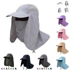 Hunting Cap For Unisex New Summer Fishing UV Protection Sun Neck Face Cover Mask