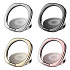 Universal 360° Finger Ring Cell Phone Holder Stand Car Magnetic Metal Plate USA